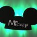 DIY Mickey Mouse Ears or Glove for Your Next Cruise
