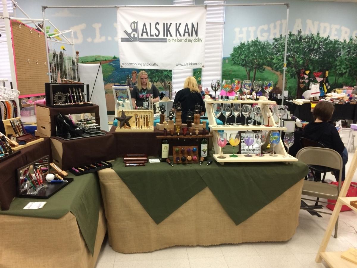 Craft Fair Pictures Als Ik Kan Designs Woodworking