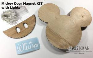 mickey kit with lights