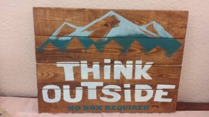 thinkoutside